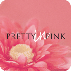 Get In Touch Pretty In Pink Annual Brunch Logo