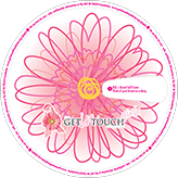 Daisy Wheel Breast Self-Exam Tool From Get In Touch