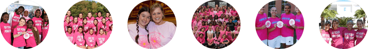 GIT Your Pink On Fundraiser