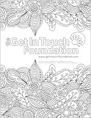GIT Girls Program Resources | Coloring Sheet